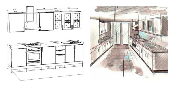 Кухня дизайн орск